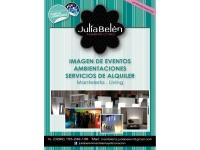 logo Julia Belén Ambientaciones