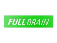 logo FULL BRAIN DISEÑO