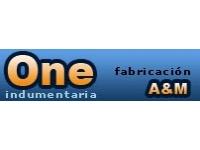 logo OnE Indumentaria