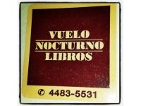 logo VUELO NOCTURNO LIBROS