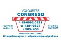 logo Volquetes Congreso
