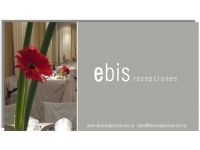 logo EBIS RECEPCIONES