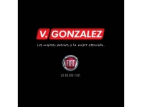 logo V. Gonzalez Automotores I Concesionaria Oficial Fiat