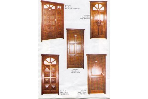Muebles y aberturas de algarrobo sami muebles para el for Muebles de algarrobo precios