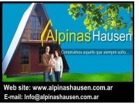 logo ALPINAS HAUSEN