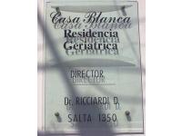 logo CASA BLANCA - Residencia Geriátrica