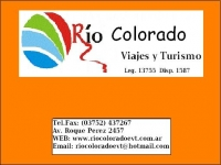 logo Rio Colorado EVT