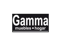 logo GAMMA MUEBLES - HOGAR