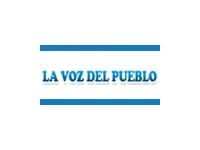 logo DIARIO LA VOZ DEL PUEBLO