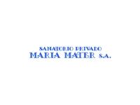 logo SANATORIO PRIVADO MARIA MATER