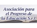 ASOCIACION PARA EL PROGRESO DE LA EDUCACION SRL