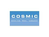 logo COSMIC BOWLING