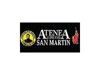 logo LIBRERIA ATENEA - LIBRERIAS SAN MARTIN